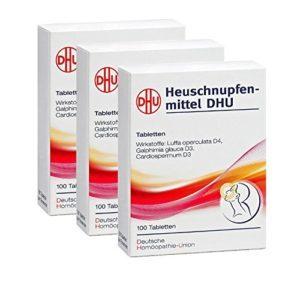 Heuschnupfen Medikament 1